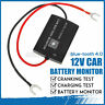 MICRO-10 Für 12V Auto Batterie Monitor blue-tooth 4.0 Voltmeter Charging Tester