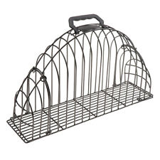 Steel Wire Pet Cat Puppy Shower Cage Multi-functional Cat Bath Shower Cage