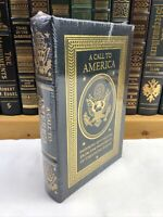 Easton Press~A Call to America: Inspiring Quotations from the Presidents~SEALED