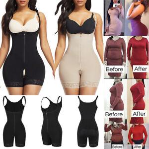 SHAPERIN Womens Postpartum Corset Slimming Underbust Shapewear Full Body Shaper
