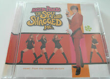 Soundtrack - Austin Powers The Spy Who Shagged Me (CD Album 2002) Used very Good