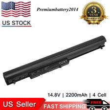 4Cells Spare 776622-001 Battery for HP LA04 LA03 LA03DF Laptop Battery