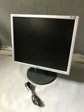 LG FLATRON L1950S MONITOR Bildschirm schwarz silber 19Zoll TFT LCD 48,3
