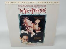 The Age of Innocence (Laserdisc, 1994)