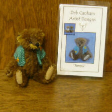 """DEB CANHAM Artist Designs TOMMY Various Bears, 3.75""""  NEW From Retail Store"""