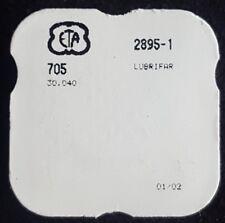 ETA Caliber 2895-1 Part Number 705 (Escape Wheel)