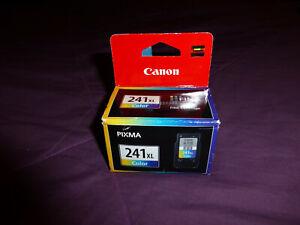 canon pixma cl-241xl color ink cartridge