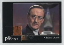 2002 Cards Inc The Prisoner Autograph Series #24 A Second Chance Card 0f8
