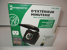 Intermatic Hb35R Outdoor Timer Open Box (Nob) New Never Used