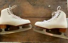Riedell figure skating ice skates