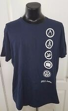 DriverGear Volkswagen VW Jetta 2011 Great For the Price of Good Blue T Shirt XL
