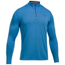 Camisas y polos de hombre en color principal azul talla L de poliéster