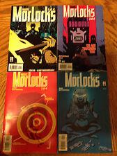 Morlocks Complete Set #1-4 - 1st Appearance of Angel Dust(Deadpool Movie)