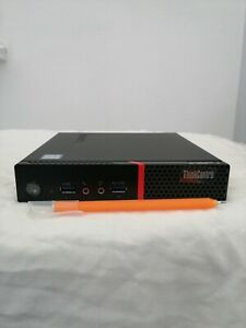 Pc Lenovo Thinkcentre M700 Tiny Core i5 4GB RAM 120GB SSD Win10 Office Computer