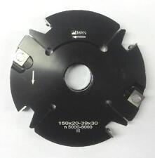 Outil pour toupie arbre de 30 pour tenonner de 20 à 40 mm Ø150 mm