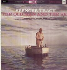 The Old Man and the Sea, OST LP, Dimitri Tiomkin, Spencer Tracy