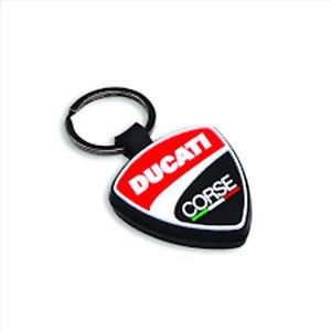Ducati Shield Key Ring