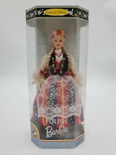 Polish Barbie 1997 Doll of the World Collection Collectors Edition 18560  NEW