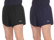 THE ZONE Z121 Mens Boys Gymnastics Shorts Gym Gymnast Dance Black, Navy or Red