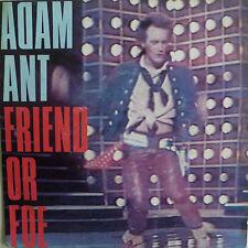 """7"""" 1982 KULT IN MINT- ! ADAM ANT : Friend Or Foe"""
