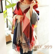 71''X28'' Long Women Winter Warm Soft Wrap Wool Blend Scarf Shawl Pashmina