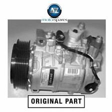 FOR BMW MINI ONE 1.4D DIESEL 2003-2006 ORIGINAL AC  AIR CONDITIONING COMPRESSOR