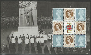 GB 2012~Diamond Jubilee~Prestige Stamp Booklet Pane~1~ex DY4~Unmounted Mint