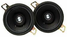 "Kenwood KFC-835C 3.5"" 2-Way 80 Watt 4-Ohm Dual Cone Car Audio Speakers KFC835C"