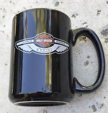 HD Harley 100th Anniversary Black Coffee Mug Cup 2003 97947-03V 100 Year