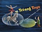 DVD ARCHIVE - VINTAGE TOY TRADE CATALOGUES: TRIANG/TRIANG ROVEX 1961, 1965, 1970