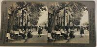 Sofia Scena Da Rue Animata Bulgaria Foto Stereo P49p1n Vintage Analogica