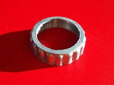 DELLORTO (NOS) UA19S Carb Top Ring Nut Rupp Minibike Indian Italjet Minarelli 50