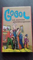 Gogol Las Nuevos Residentes De Libro de Bolsillo Clásico Tbe