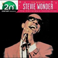20th Century Masters - The Christmas Collection by Stevie Wonder (CD, Sep-2004,