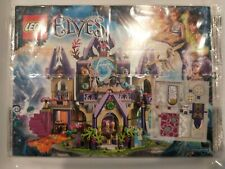 ELVES LEGO - 41078 - NEW MANUAL AND STICKERS