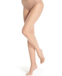 DONNA KARAN HOSIERY The Nudes Sheer to Waist Tone A01 Size Tall $22 - NWT