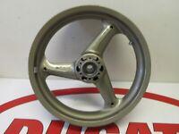 Ducati Brembo 3 spoke front wheel rim 748 916 996 SS ST2 ST4 50120191A