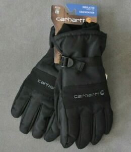 Carhartt Mens Waterproof Insulated Cold Weather Glove SZ Large New A511