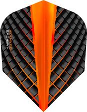 Bulk Pack of 15 Harrows Quantum Dart Flights - Orange