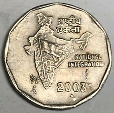 # C2529     INDIA     COIN,     TWO RUPEES   2003