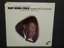 Nat King Cole Anatomy Of A Jam Session vinyl LP Record SEALED cut out buddy rich