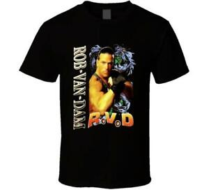 Rob Van Dam Popular Wrestling Sports Fan T Shirt