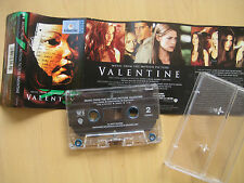 "Cassette Soundtrack music from movie ""Valentine"" Original linkin park Disturbed"