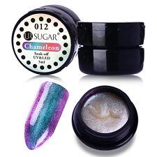 5ml Nail Soak Off UV Gel Polish Chameleon UV & LED Nail Art Varnish #12 UR SUGAR