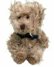 Russ Berrie Radcliffe Blue Ribbon Teddy Bear No 3232 Soft Plush Toy 17cm