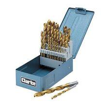 CHT348 - 30pce Titanium Drill Bit Set (Metric) 1801348