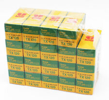 Kodak TX120 Tri-X Pan Black & White 120 Film - Brick of 19 Rolls - Expired 1980