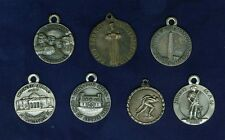 U. S.  20th CENTURY PENDANTS // TOKENS // MEDALS, GROUP LOT OF (7)