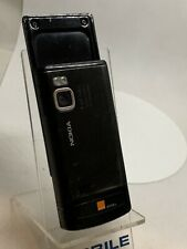 Nokia 6500 Slider  - Black (Unlocked) Mobile Phone