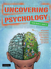 Uncovering Psychology VCE Units 1&2 with CD-Rom by Suresh Sundram Book & Mer
